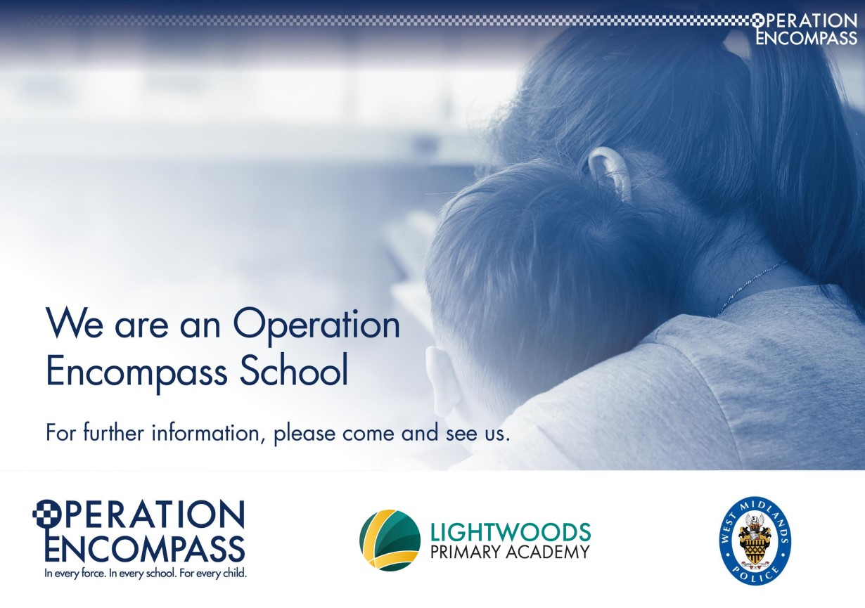 We are an Operation Encompass Academy.